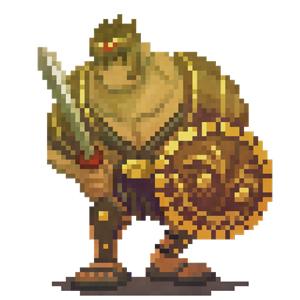 スパルタクス - My Crypto Heroes(マイクリ)攻略
