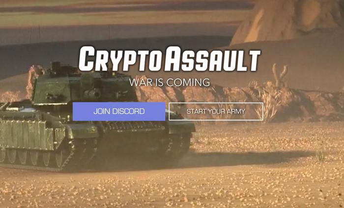 CryptoAssault-タイトル画像