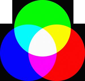 アートエディットに便利な三原色