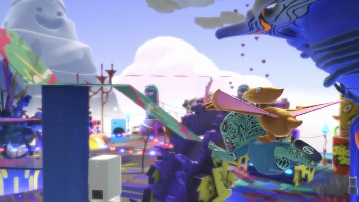 空中飛行2 - Blankos Block Partyレビュー